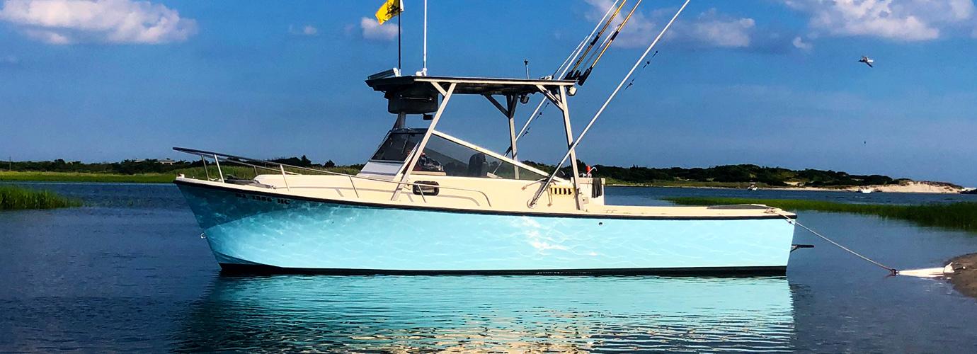 Shamrock Boats Photos - Tallman